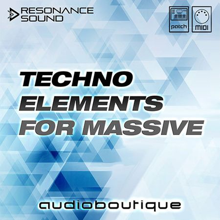 Techno Elements For MASSiVE-DISCOVER