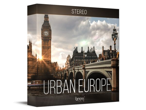 urban europe stereo edition wav