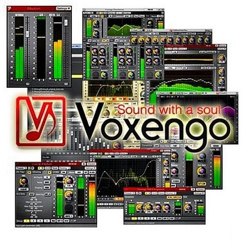 Voxengo Bundle 2021.2 WiN CE-V.R