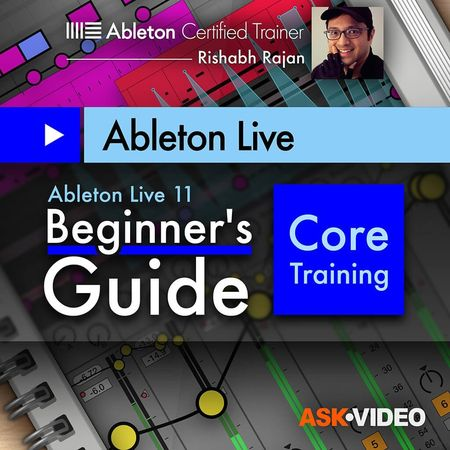 ableton live 11 beginner's guide tutorial