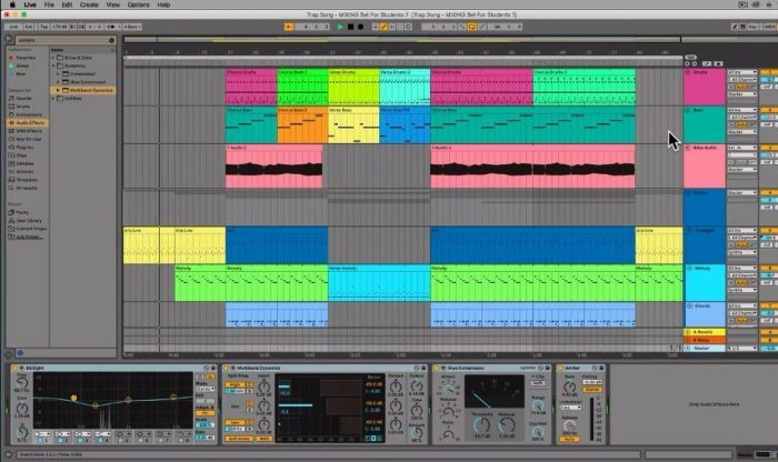 ableton live 11 guide to music production tutorial