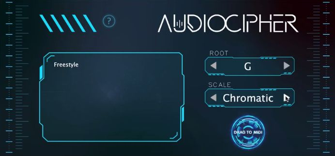 audiocipher v1.0 retail win macosx flare