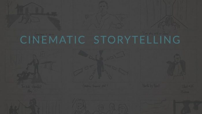 cinematic storytelling session 1 tutorial