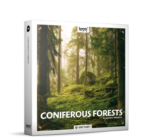 coniferous forests stereo & surround wav
