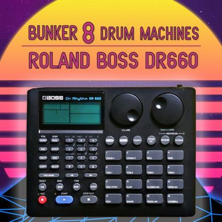 drum machines boss dr660 wav decibel