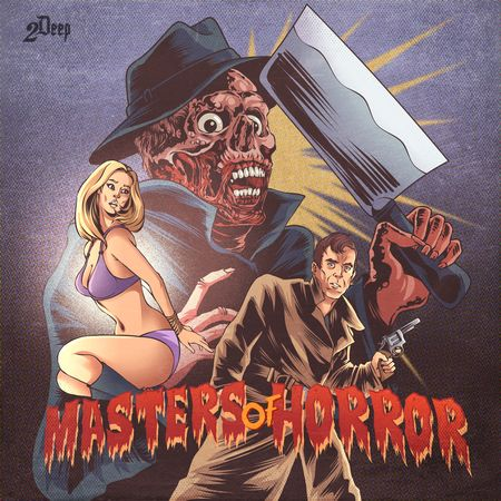 masters of horror wav discover