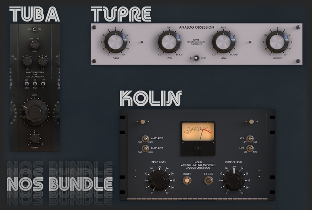 nos bundle 2021.3 vst vst3 au win mac [free]
