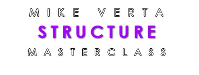 structure masterclass tutorial