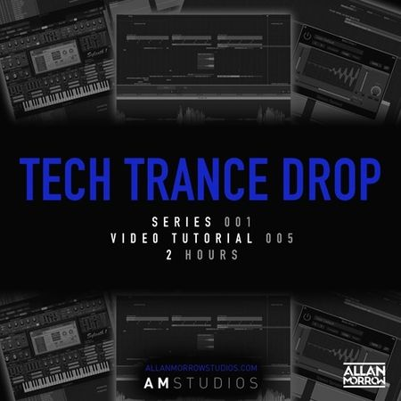 tech trance drop tutorial decibel