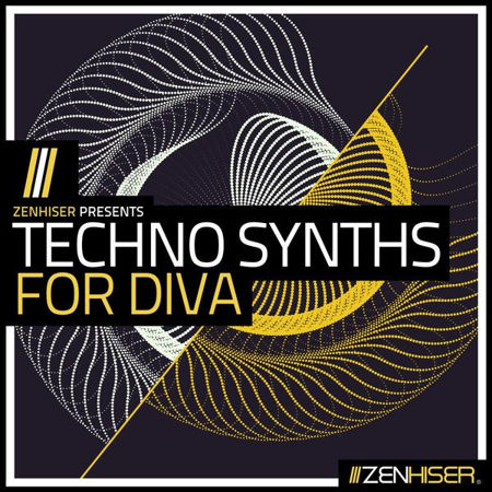 techno synths for diva multiformat