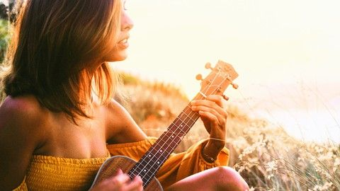 ukulele complete course for beginners tutorial