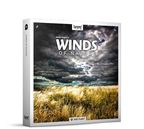 winds of nature surround edition wav