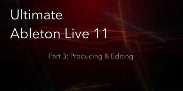 ableton live 11 producing editing tutorial