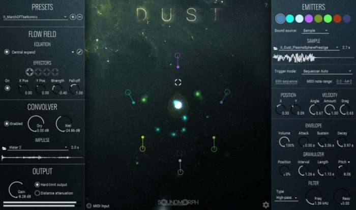 dust v1.1.8 patched win macosx flare