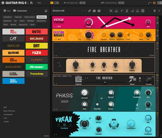 guitar rig pro 6.1.1 osx