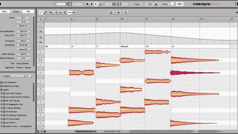 learn melodyne 5 the ultimate guide tutorial