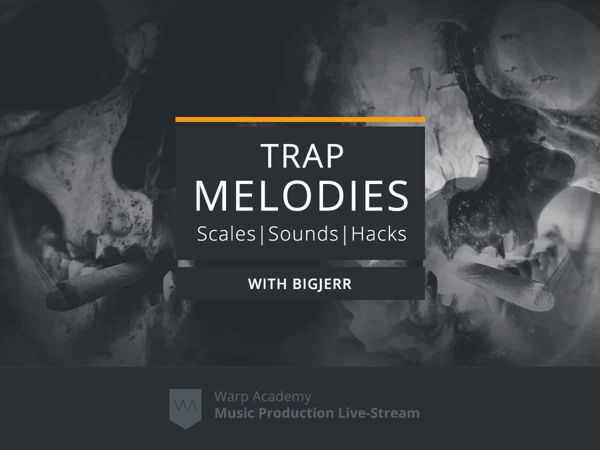 trap melodies livestream product image