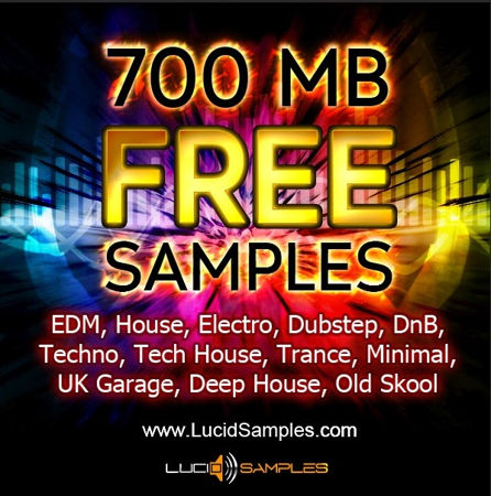 free music production dj samples loops