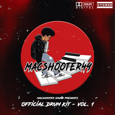 macshooter official drum kit vol. 1 wav