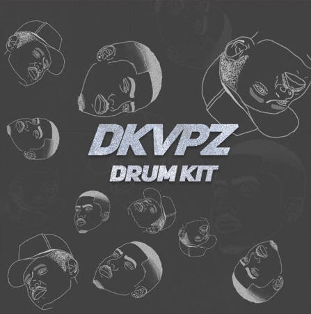 dkvpz drum kit vol.1 wav