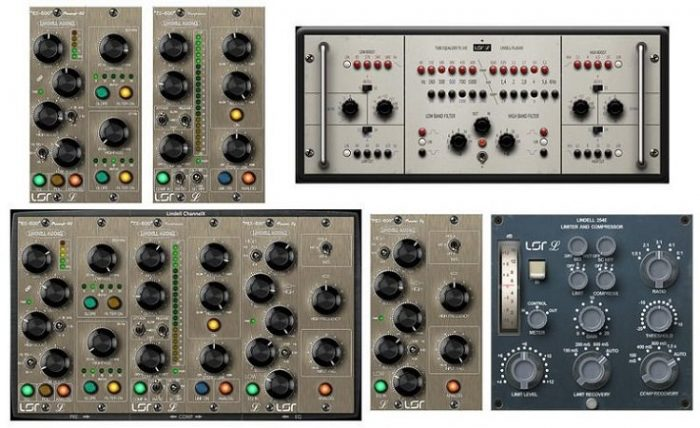 Lindell Plugins Bundle 2020 CE - V.R