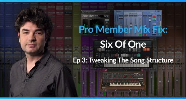 Mix Fix Episode 3 Tweaking The Song Structure TUTORiAL-SYNTHiC4TE