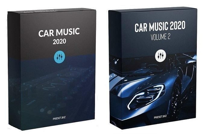 Preset Biz Car Music 2020 Vol 1-2 WAV MiDi Presets