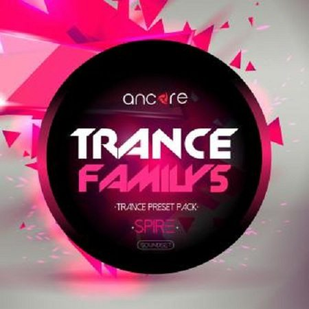 Trance Family Volume 5 For REVEAL SOUND SPiRE-DISCOVER