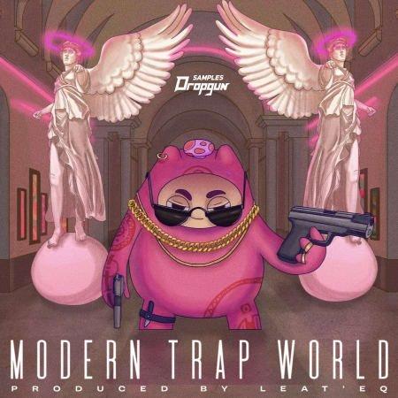 Modern Trap World Produced WAV-FLARE