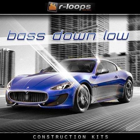 Bass Down Low ACiD WAV AiFF Apple Loops