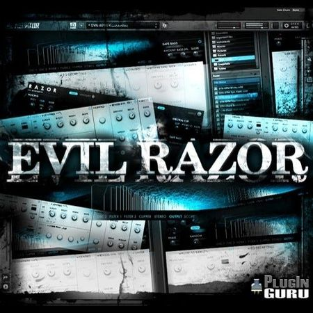 Evil Razor Patches