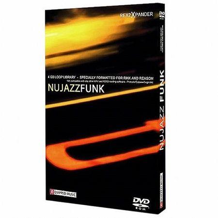 NU Jazz Funk 24BiT MULTiFORMAT DVDR