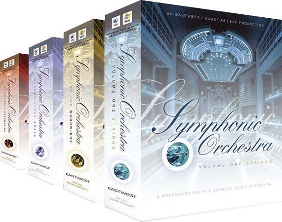 Quantum Leap Symphonic Orchestra Platinum Edition KOMPAKT