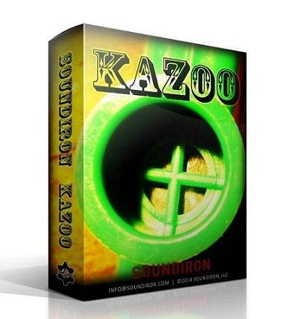 Soundiron Kazoo KONTAKT
