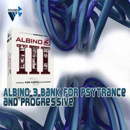 Psyload Albino 3 Bank for Psytrance & Progressive