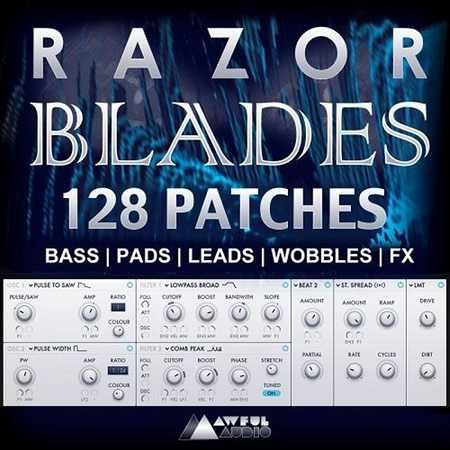 Razor Blades [N.I Razor Presets]