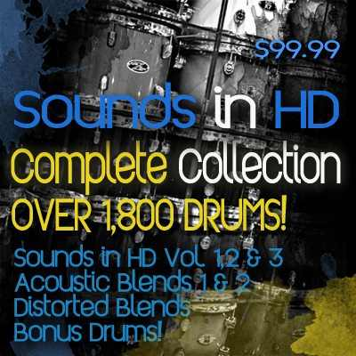 Sounds in HD - The Complete Collection