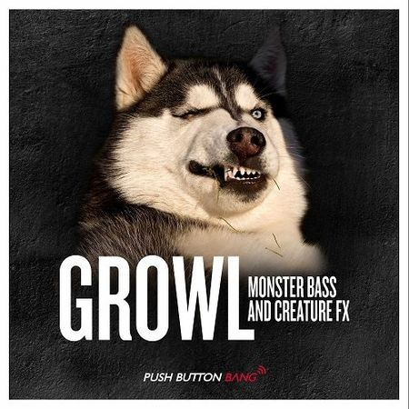 Growl Monster Bass And Creature FX WAV