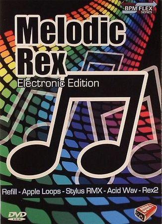 Melodic Rex Electronic Edition Multiformat