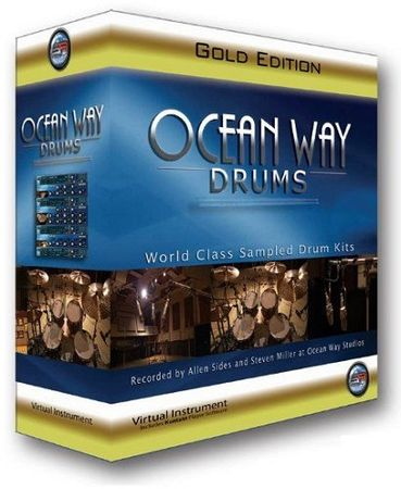 Ocean Way Drums Gold Edition VST Dxi RTAS AU HYBRID D1-6-AiRISO