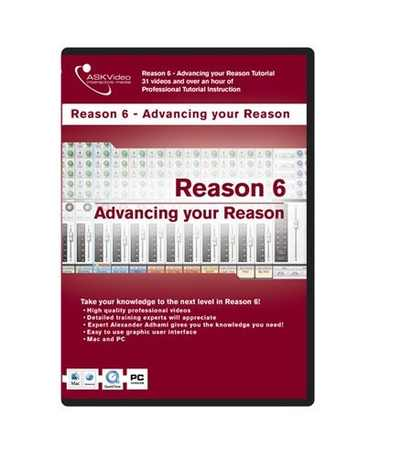 Reason 6 Advancing your Reason TUTORiAL