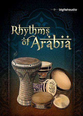 Rhythms of Arabia MULTiFORMAT