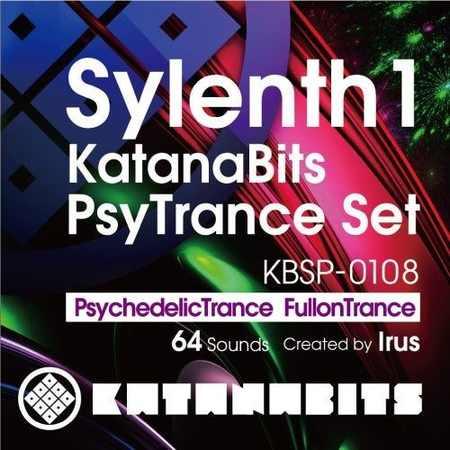Sylenth1 KatanaBits PsyTrance Set