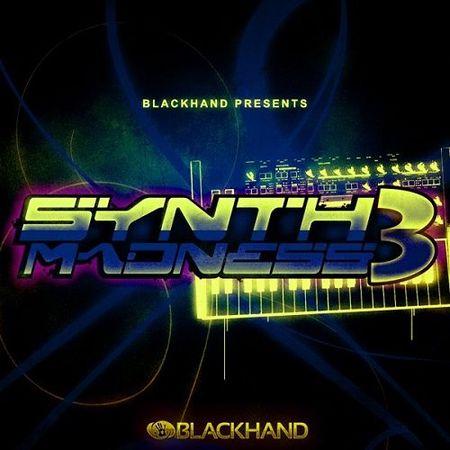 Synth Madness 3 WAV REX AIFF