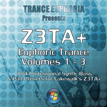 Euphoric Trance for Z3TA+ Bundle Presets