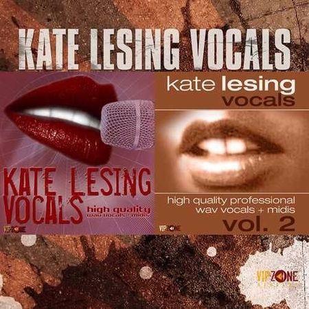 Kate Lesing Vocals Vol.1-2 WAV