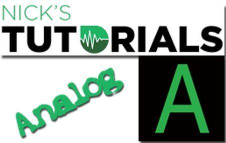 Nick's Tutorials Sound Design in Ableton Live - Analog
