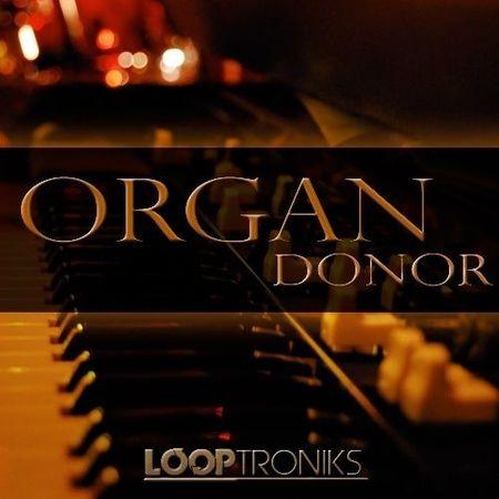 Organ Donor WAV MiDi