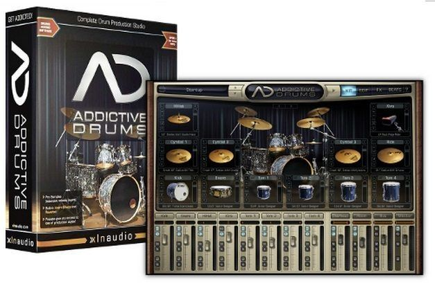 Addictive Drums v1.5.3 Library