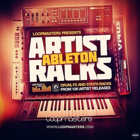 Artists 100 Ableton Live Pack